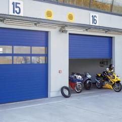 Průmyslová vrata SPU F42 - TAM Pavlice