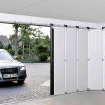 TAM Pavlice - boční sekční garážová vrata