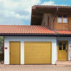 Vedlejší garážové dveře - TAM Pavlice