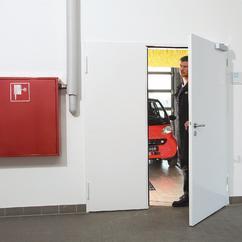 Víceúřelové dveře - TAM Pavlice
