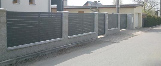TAMK KOVO s.r.o. - Hliníkové ploty